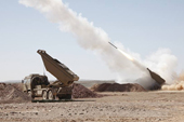 中国产火箭炮在北非亮剑