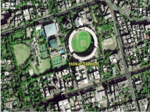 印度最新发射升空遥感卫星传回首张图像 印网友激动