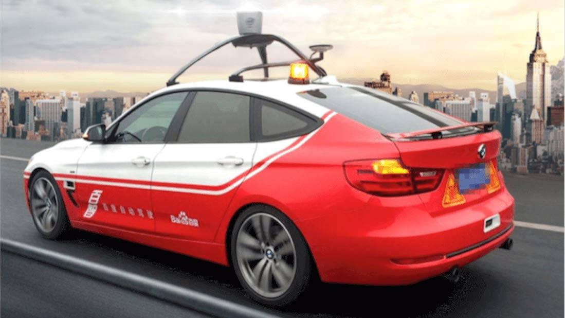 外媒:无人驾驶技术排名 百度赢过苹果、特斯拉