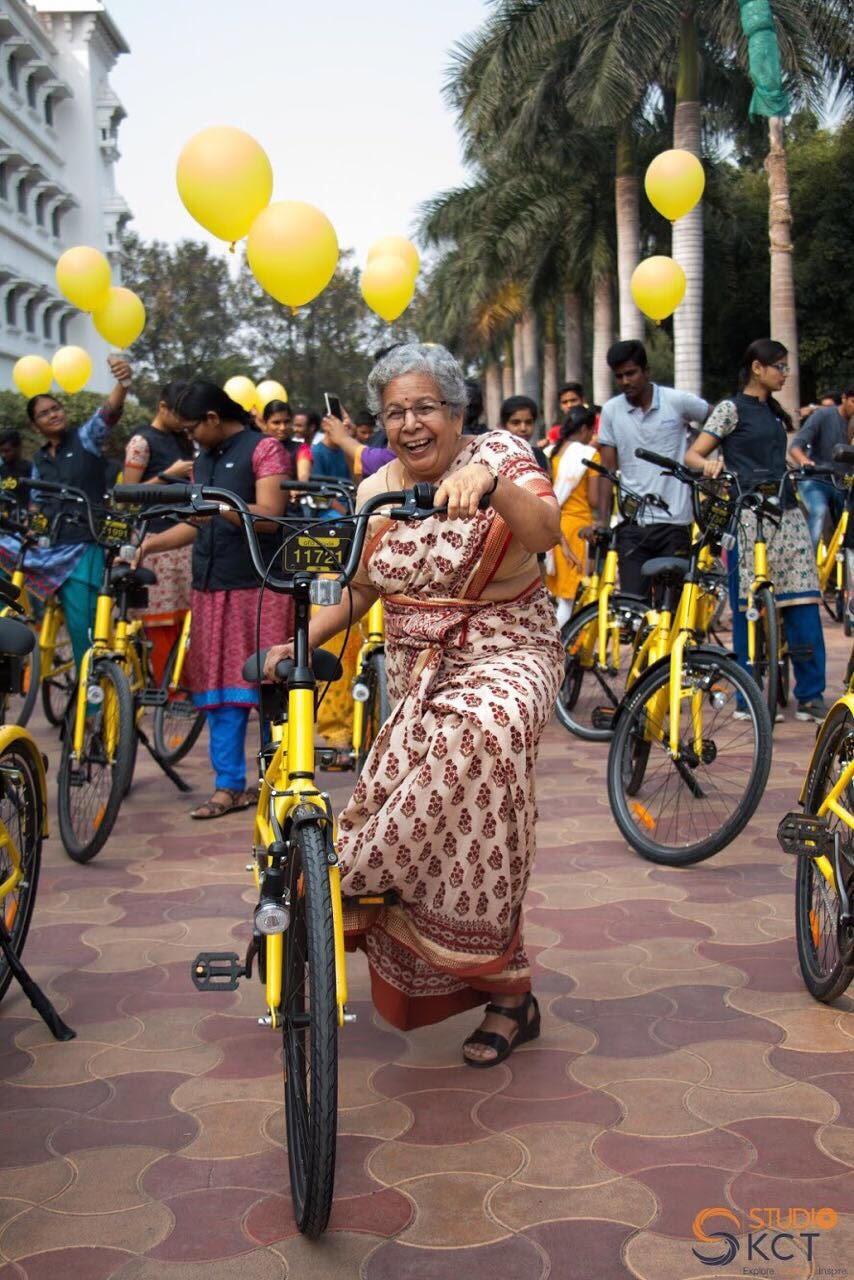 ofo公布在印度运营情况:在7个城市展开试点