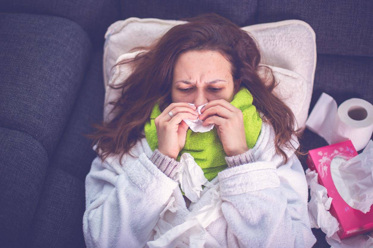 普通感冒还是流感? 外媒教您如何区分