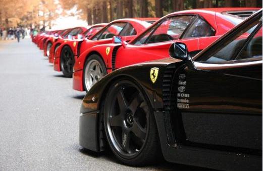 法拉利将推电动跑车叫板特斯拉 首款SUV即将问世