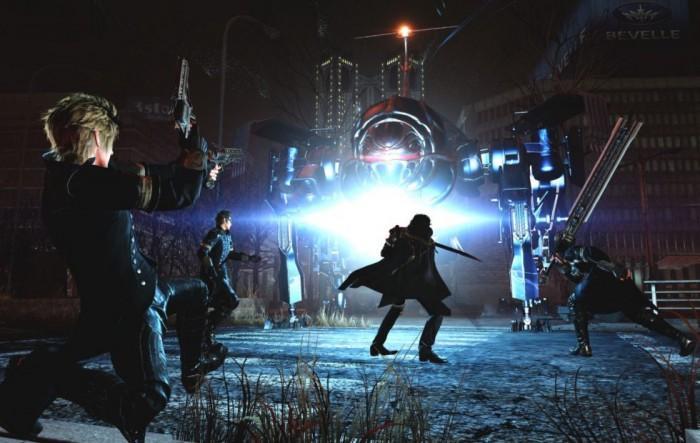 《最终幻想15》PC版发售日期确定为3月6日