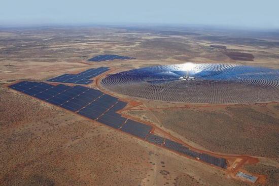 这种技术可实现24小时太阳能发电 谷歌也在研发