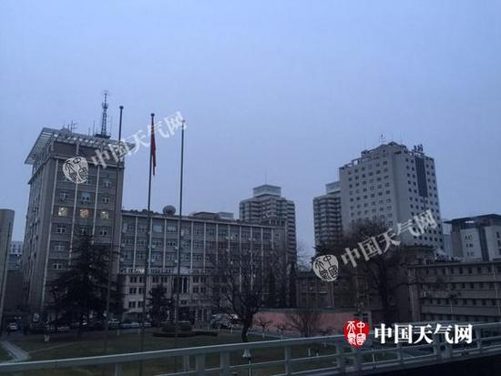 """明起进入""""四九"""" 本周北京持续偏暖仍无降雪"""