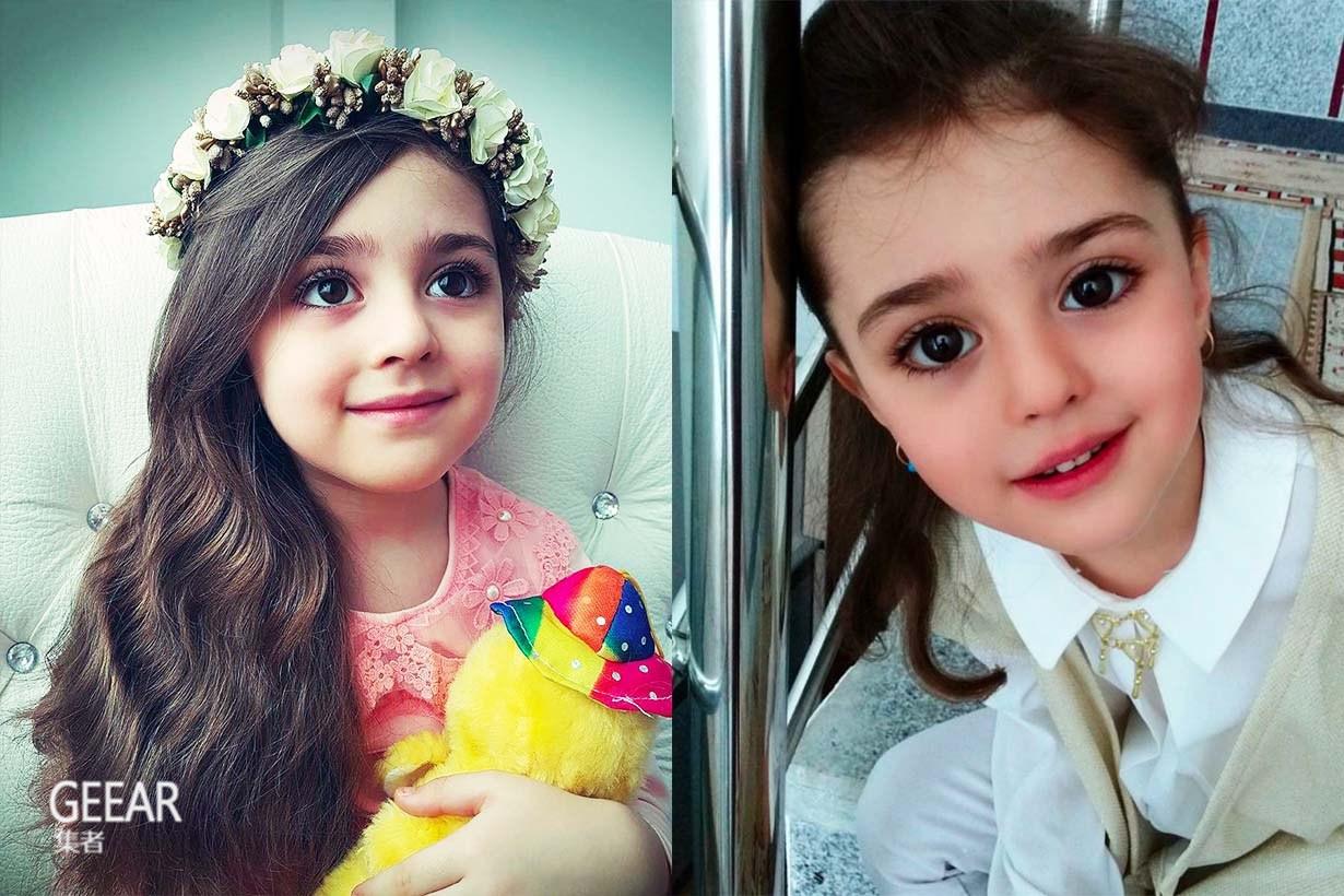 全世界最美丽的小女孩:美到被跟踪,爸爸辞职当保镖!