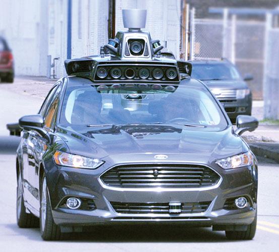 无人驾驶技术排名:百度居中游 苹果特斯拉垫底