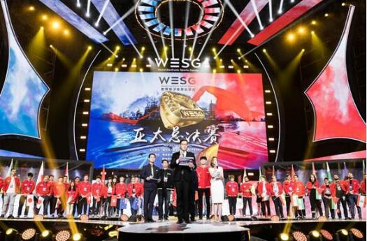 绿盒王老吉携手WESG打造史上最强电竞总决赛