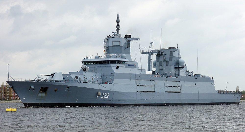 奇葩!德国30亿欧元造7000吨护卫舰未通过验收
