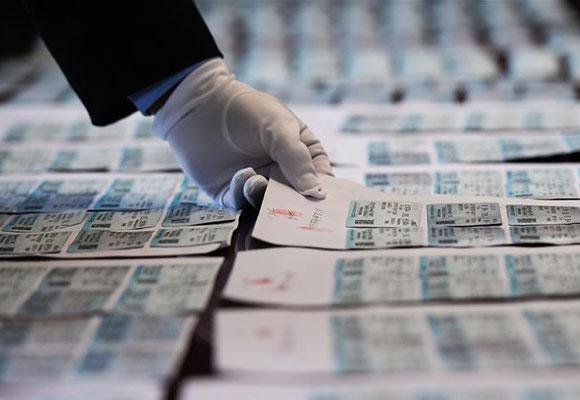 南京破获制售春运假票案 缴获半成品假票2300张