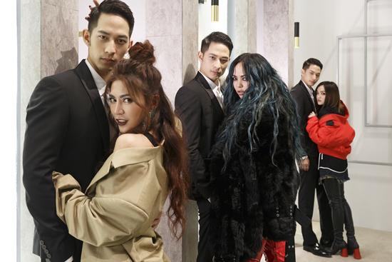张惠妹《傲娇》MV  Luu Brothers刘氏三胞胎跨刀