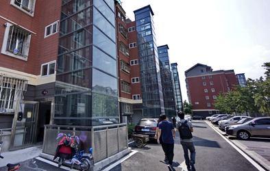 北京既有住宅加装电梯 今年再开工400部