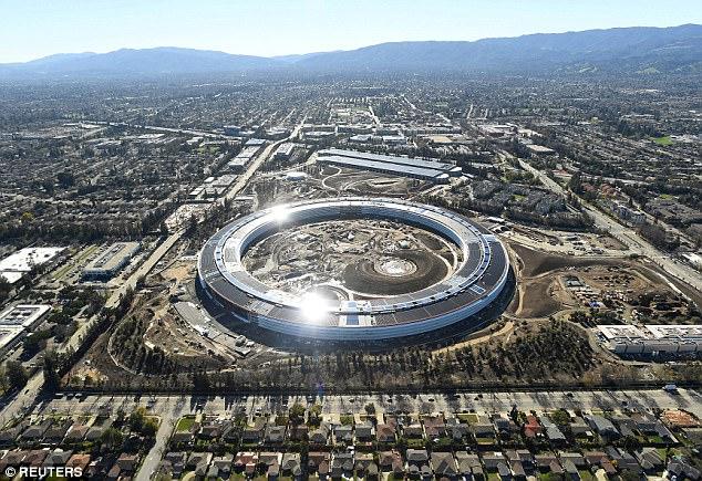 为响应美国政府号召 苹果宣布将建第二个总部