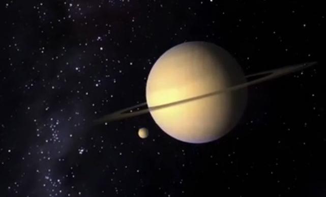 """土卫六""""泰坦""""重大发现:存在大气层 或有生命"""
