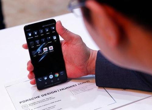 华为新战略:5年内成为世界第三大智能手机品牌