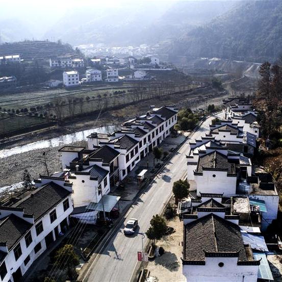 陕西平利:美丽乡村与美丽产业