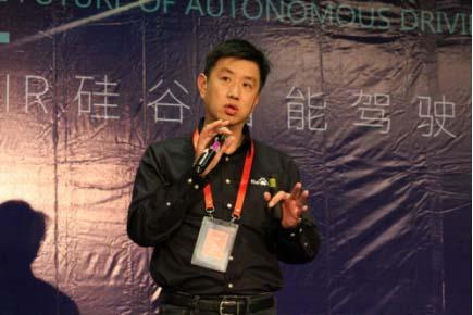 百度王京傲硅谷讲述自动驾驶:Apollo2.0为未来提速