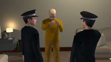 3D:堪比小说!男子杀人遁入寺庙变住持 16年后终落网
