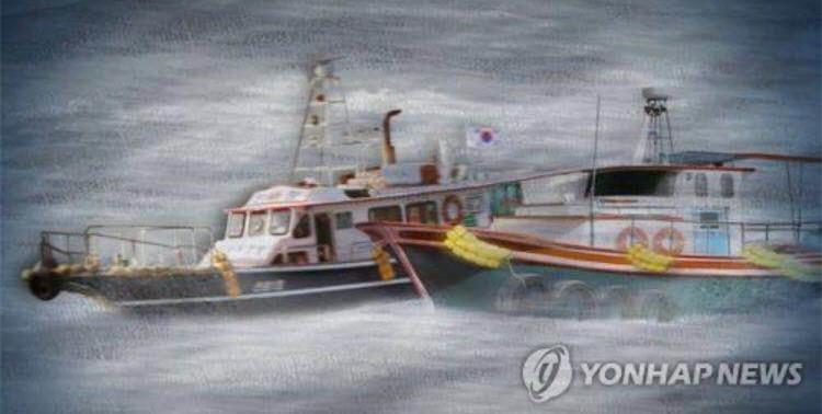 突发!韩国近海渔船与货运船相撞 一人坠海失踪