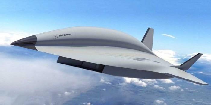 波音公司研发5马赫超音速飞机取代SR-71黑鸟