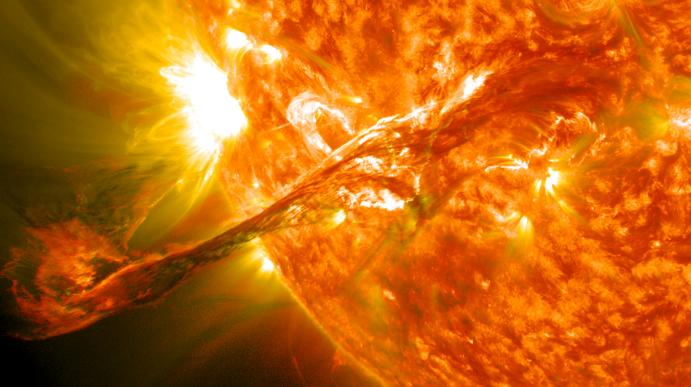 太阳磁暴来袭 地球会发生什么?会影响生活吗?