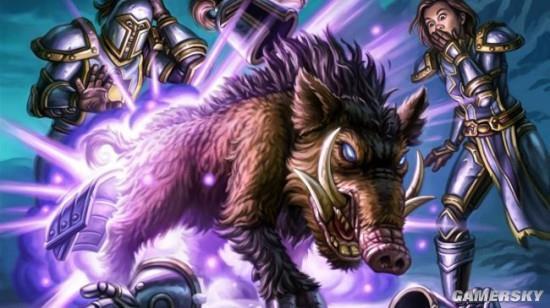 《魔兽世界》玩家打赌输了 要刷野猪刷到60级