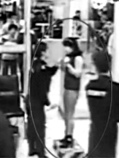 大闹首都机场拒绝安检骂民警 女子被拘15天