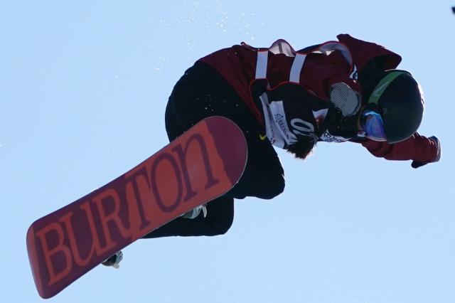 单板滑雪女队刘佳宇状态逐步回升 平昌争牌有杀手锏