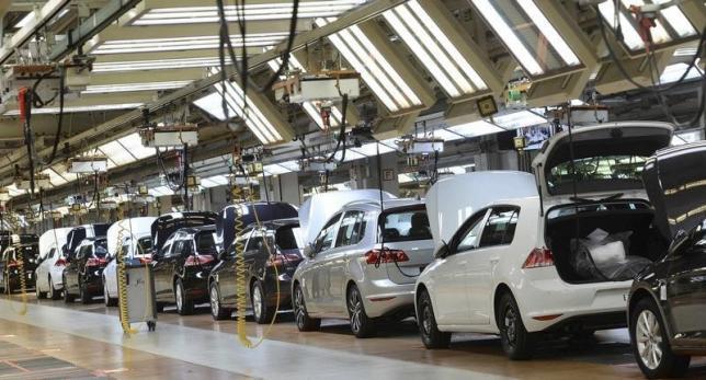 欧洲2017年汽车销量突破1500万 创近十年最高