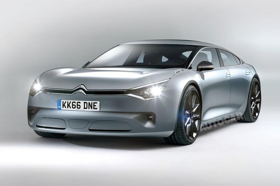 雪铁龙证实将推出新旗舰轿车 瞄准中国市场
