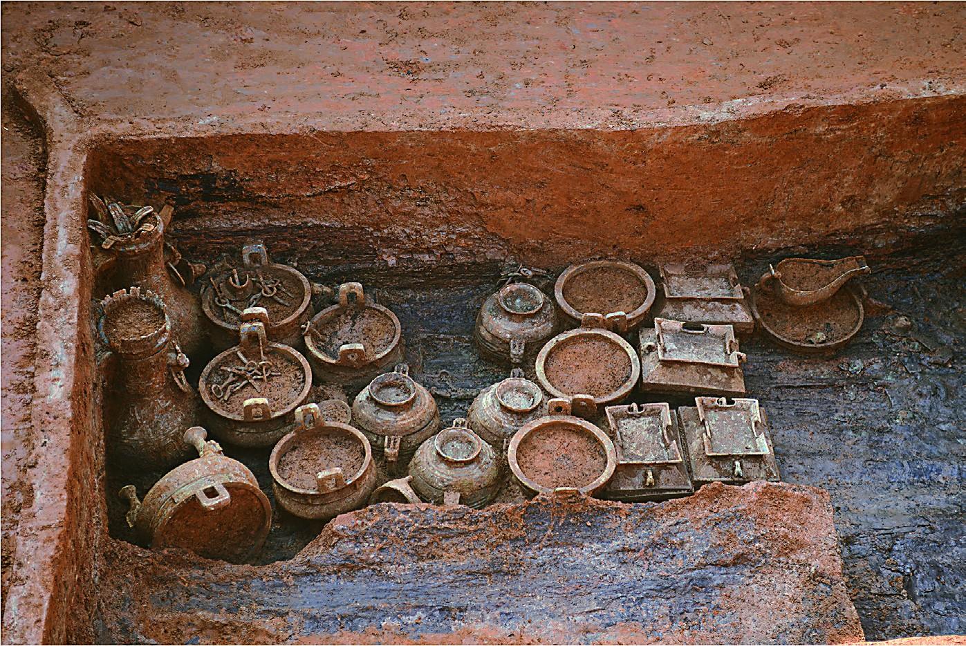 五千年前的小麦 匈奴时期的城址 2017中国考古揭开哪些谜底?