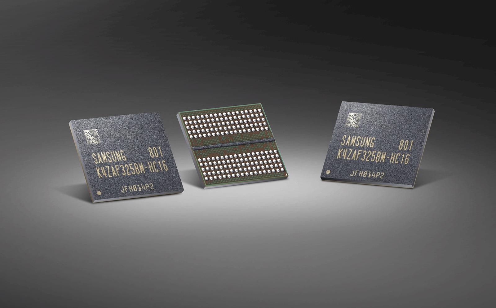 三星开始量产16G GDDR6内存:采用10纳米技术