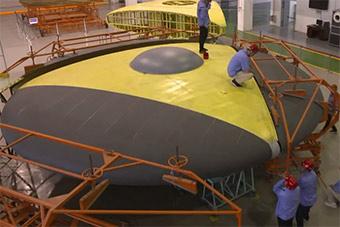世界第一的预警机雷达原来是这样造出来的
