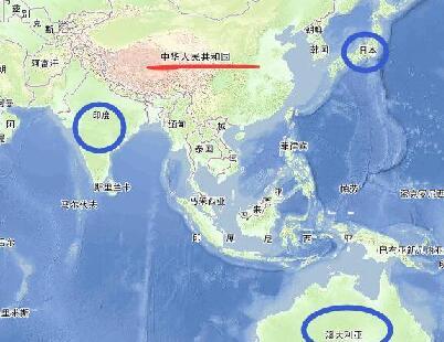 日澳若联手将从外线对我海洋战略形成巨大压力