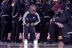 美5岁小舞者嗨翻全场
