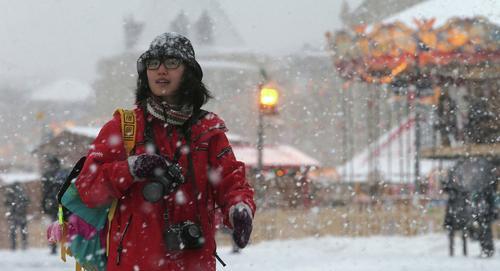 俄媒:俄将成2018春节间热门度假目的地之一