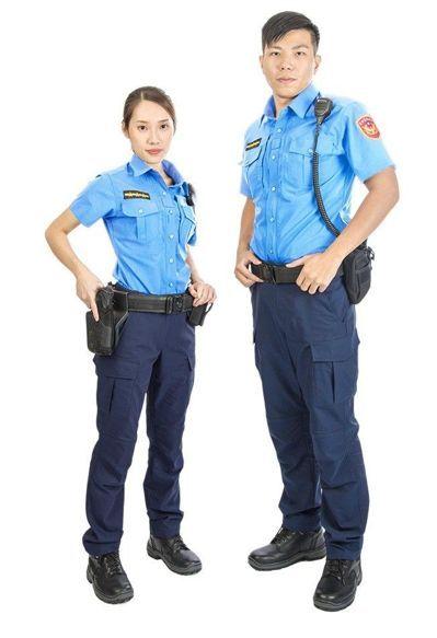 台警察制服撞衫大陆公安 台网友调侃:提前统一了?