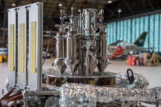 NASA造出小型核反应堆,未来可为火星基地供能