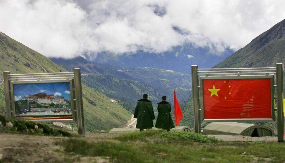 中国在洞朗建立完整军事驻地?印度国会炮轰莫迪