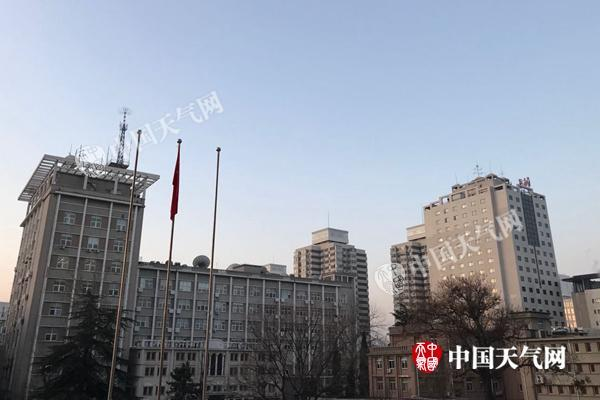 北京今天晴暖延续 周末最高温累计降幅可达6℃