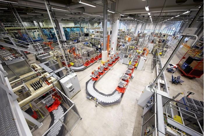 """沃尔沃宣布瑞典引擎工厂实现""""气候中立"""""""