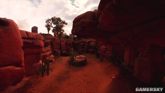 玩家用虚幻4重制《魔兽世界》夜景极光美若仙境