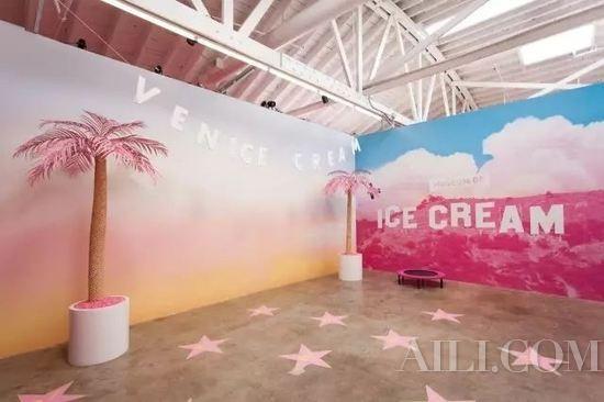 洛杉矶这家雪糕博物馆,是安放少女心的最佳地点