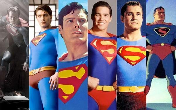 阔别7年的内裤外穿回归 全新超人首曝造型照