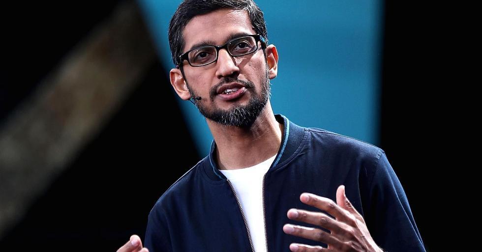 谷歌CEO:不会编程 未来你也会在IT业找到工作