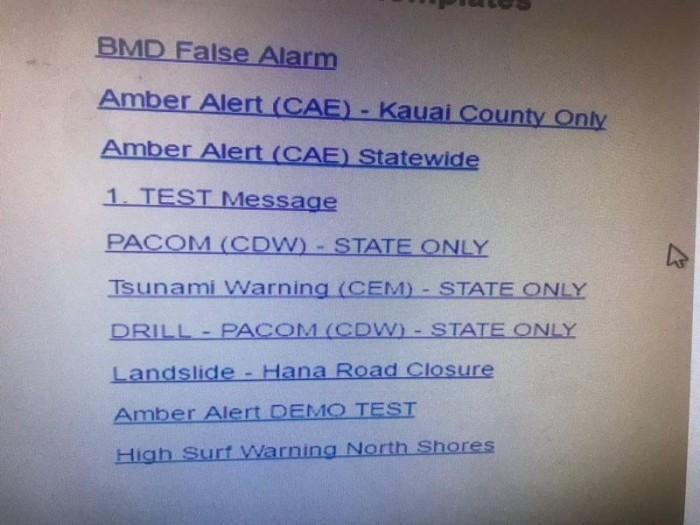 夏威夷警报系统发生如此大误报 原因就是这个?