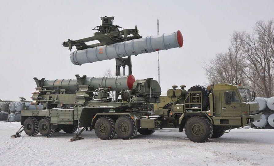 S400导弹将成中国反导网新鲜血液 中国不会仿制