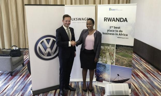 大众将在卢旺达组装Polo与Passat 开发非洲市场