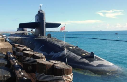 """美专家炒作中国海军""""死穴"""" 建议美军充分利用"""