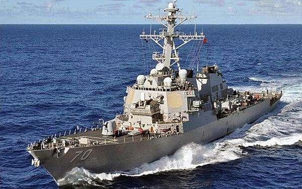 从驱逐舰南海挑衅到公开施压 美国在玩什么把戏?